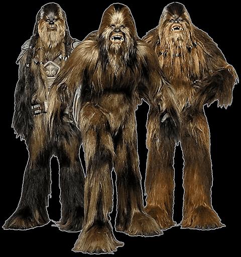 jpg download Chewbacca transparent. Star wars png stickpng