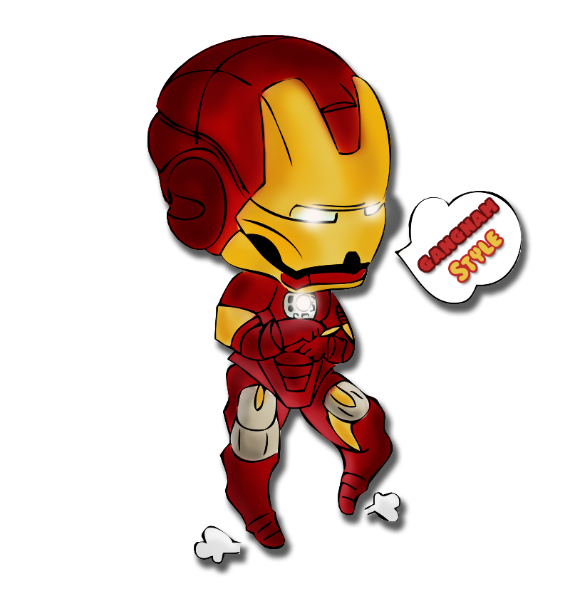 jpg library library Iron Man Spider