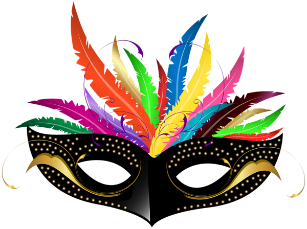 vector freeuse library Carnival mask png transparent. Mardi gras clipart jazz.