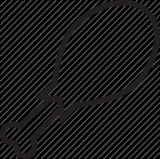 svg freeuse drumsticks vector black and white #112469018