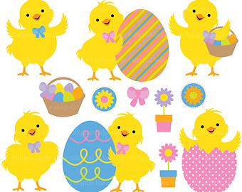 black and white library Free chicks cliparts download. Chickens clipart easter.