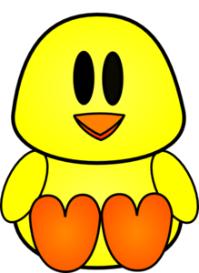 clip library stock Baby chick at getdrawings. Chicks drawing easy
