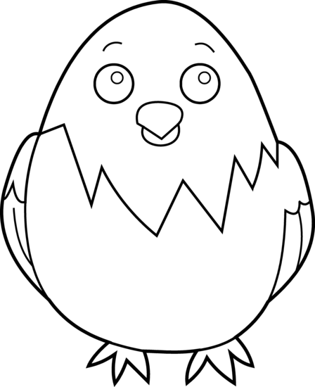 clipart free Chicks drawing. Baby chick at getdrawings