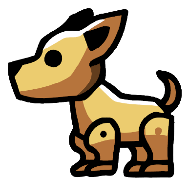 clipart transparent library Image png scribblenauts wiki. Chihuahua clipart file