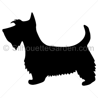 clipart royalty free stock Wet clipart wet puppy. Scottie love calista by.