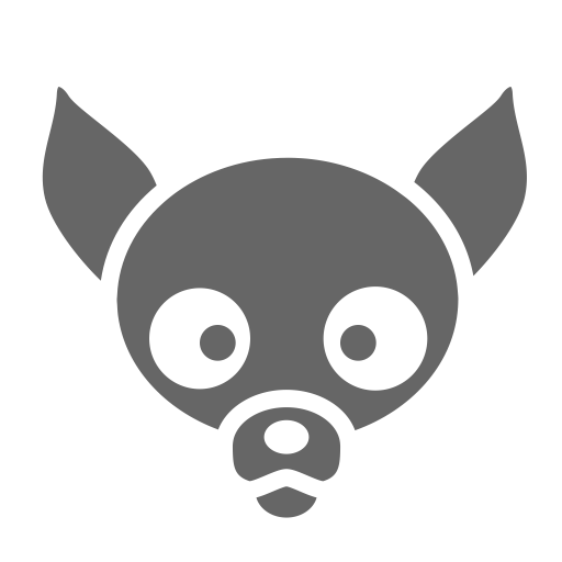 picture freeuse stock Dog chiwawa icon png. Chihuahua vector