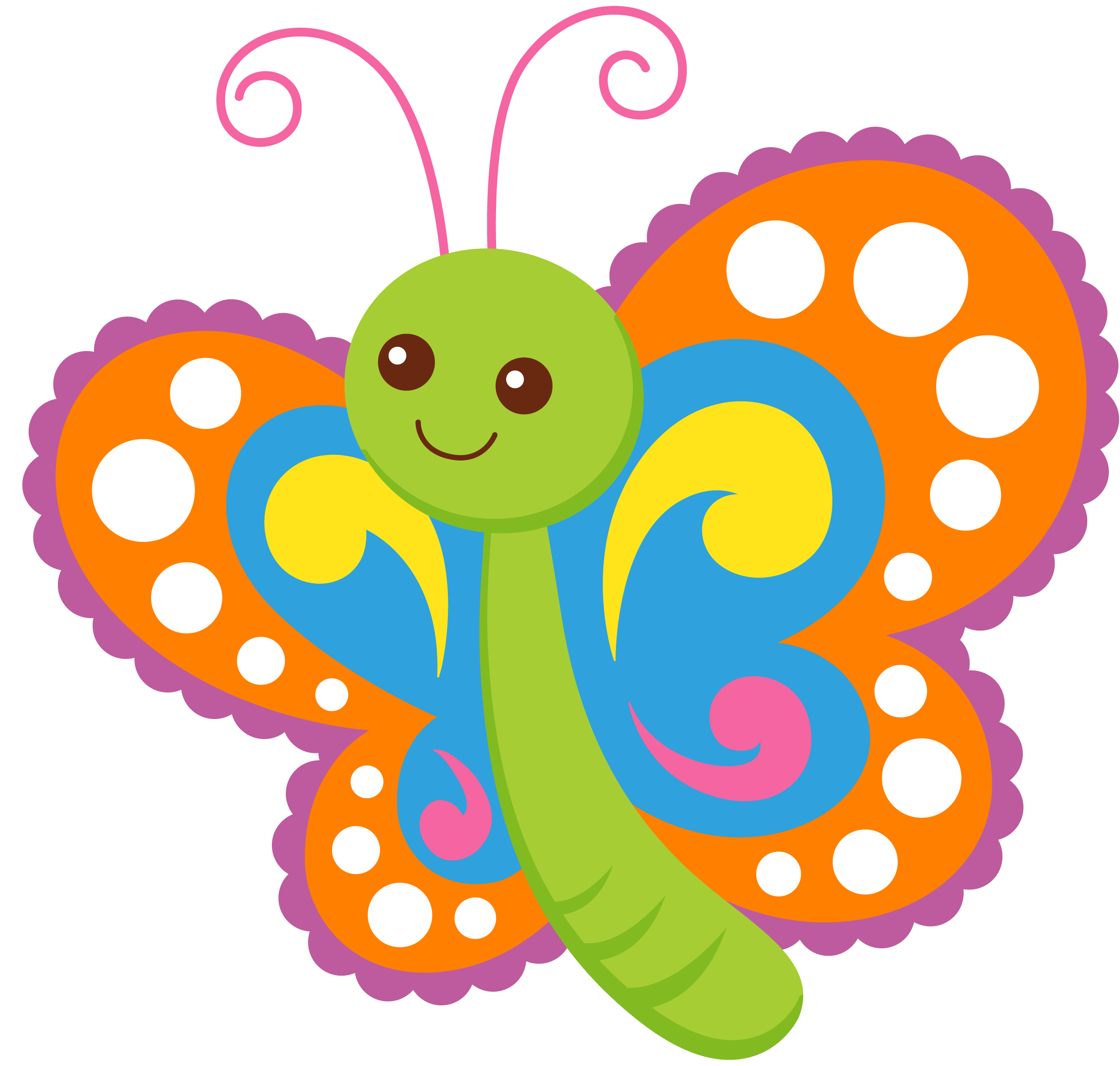 banner transparent stock Photo by daniellemoraesfalcao minus. Child clipart butterfly.