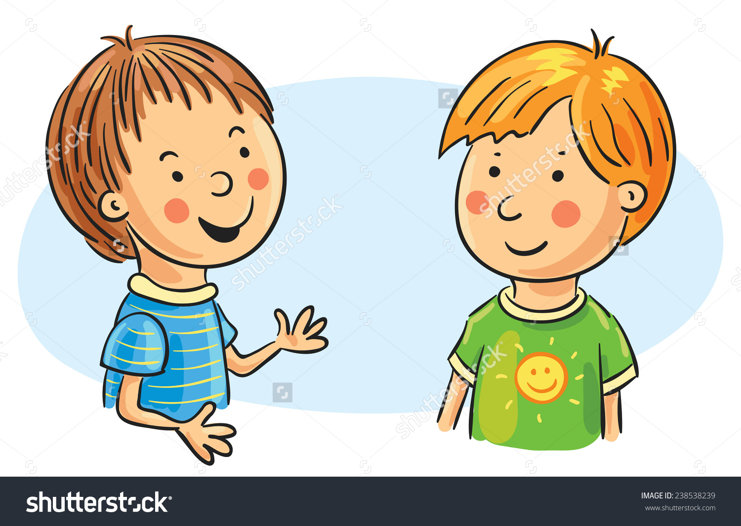 graphic download  clipartlook. Clipart kids talking
