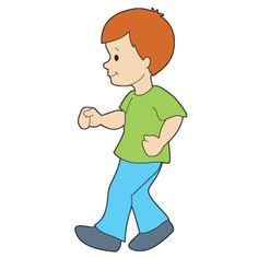 banner royalty free library Free clip art google. Child walking clipart