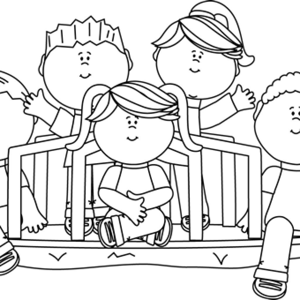 banner freeuse stock Kid Clipart Black And White animal clipart hatenylo