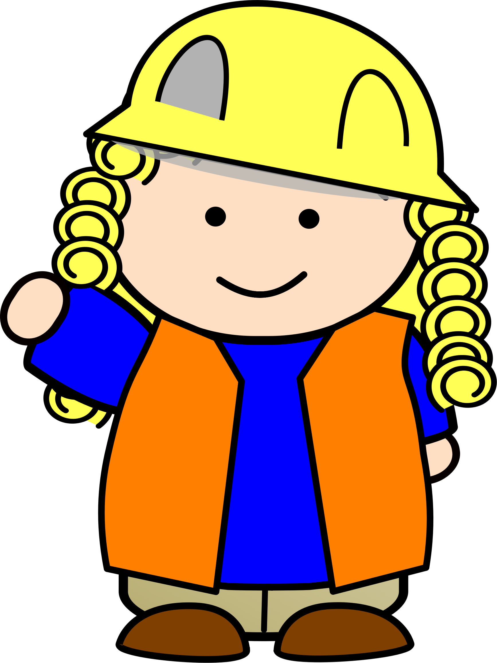 clip art library library Kid big image png. Children clipart construction.