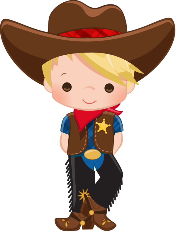 png freeuse E cowgirl pinterest cowboys. Children clipart cowboy.