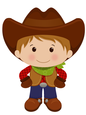 png transparent stock E cowgirl minus contry. Children clipart cowboy.