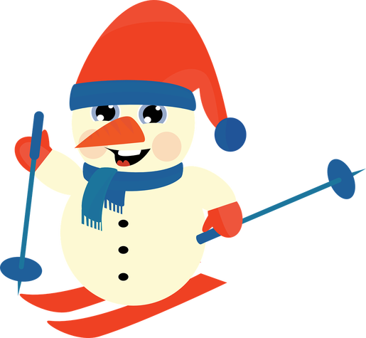 svg library Skis clipart ski hill. Skiing fun for families