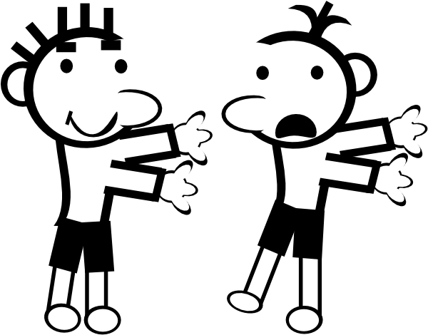 banner black and white stock Happy dancing panda free. Kids hitting clipart