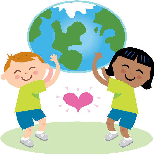 picture transparent Children of the world clipart. Index yohana nets images