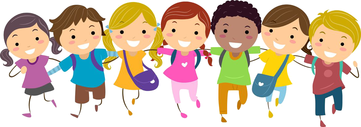 jpg library  collection of png. Children walking clipart