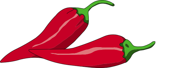 free stock Chili Clipart