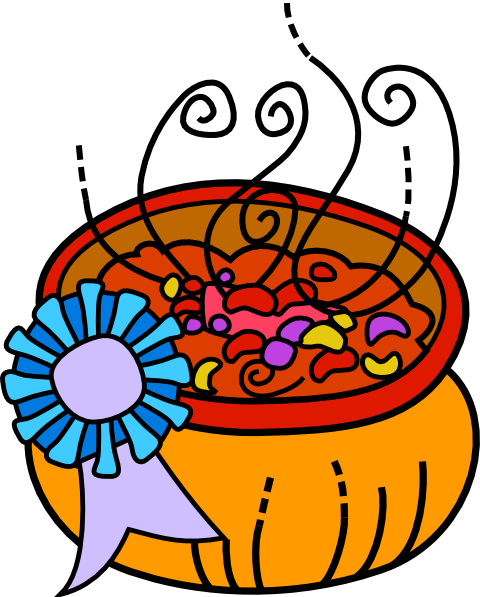 jpg royalty free library Chili clipart. Pot of