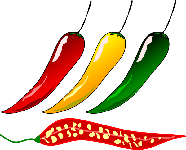 banner download Chili Cartoon
