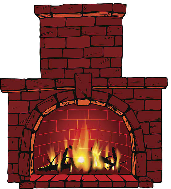 clip stock Chimney clipart brick chimney. Transparent .