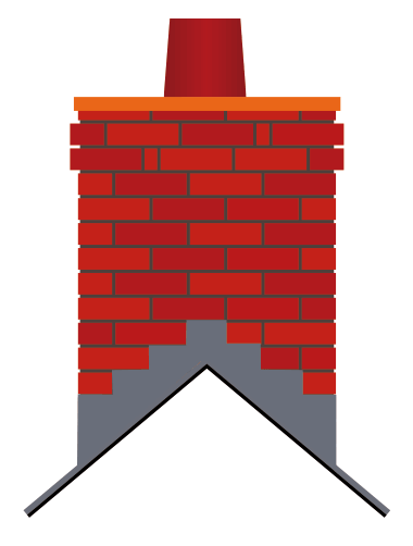 banner library stock Chimney clipart brick chimney. .
