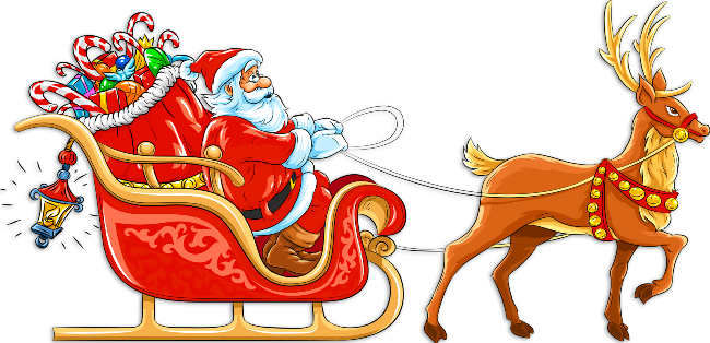 vector black and white stock Scarf transparent santa. Clipart deer a choice