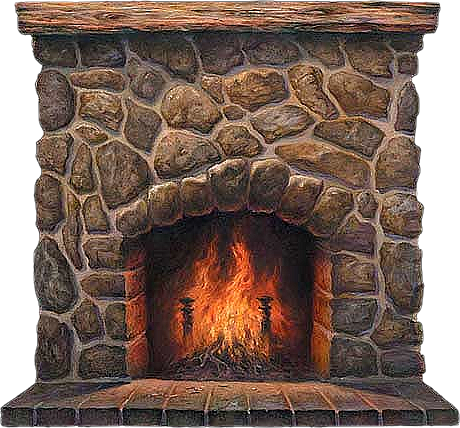 svg royalty free download Chimney clipart hearth. Fireplace transparent free on.