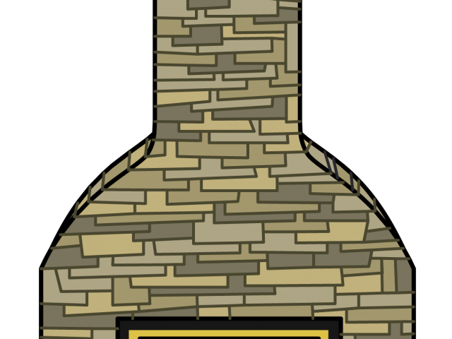 svg transparent Fireplace free on dumielauxepices. Chimney clipart hearth.