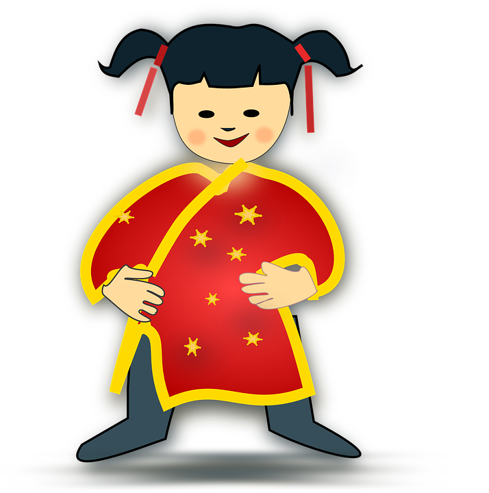 jpg transparent Chinese child free on. China clipart.