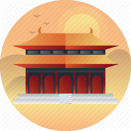 svg freeuse download China clipart china travel. Flat countries by ndes.