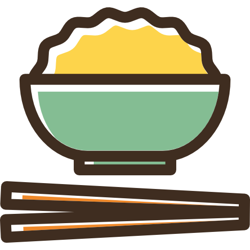 picture free Chinese clipart chopstick japanese. Food bowl chopsticks rice.