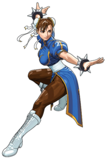 picture transparent Chun li wikipedia chunli. Chinese clipart throwing star.