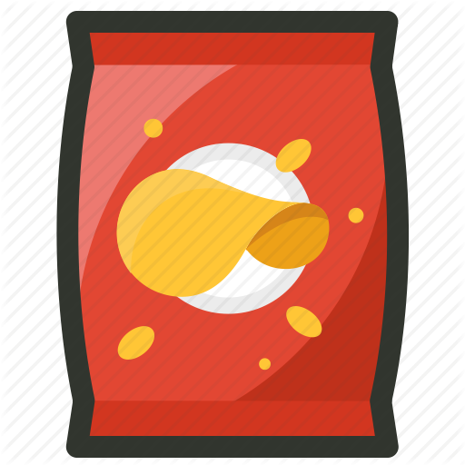 banner free stock Chip clipart fast food. By josy dom alexis.