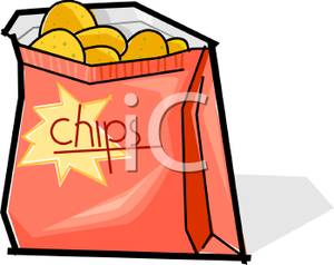 jpg royalty free download Chip clipart unhealthy food. Junk free download best.