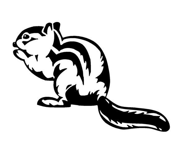 banner freeuse stock Chipmunk clipart silhouette. Google search silhouettes plasma.