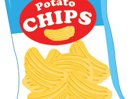 picture free library Potato transparent background free. Chips clipart