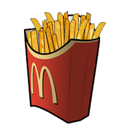 image freeuse download Chips clipart. Potato unhealthy food free