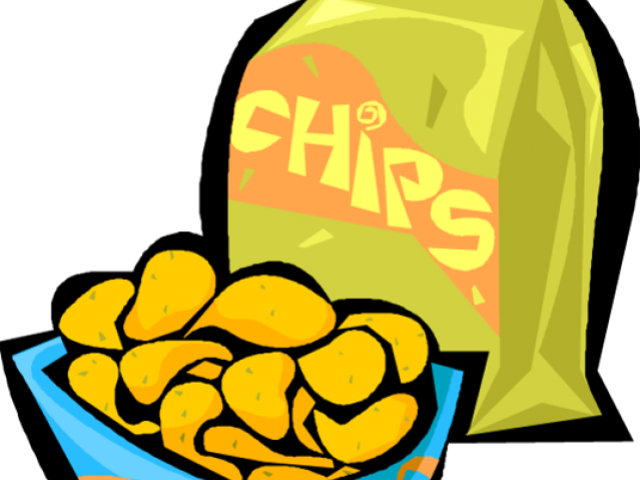 vector royalty free download Popular cliparts page dumielauxepices. Chips clipart crunchy.