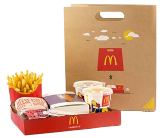 clip freeuse download Chips clipart fry mcdonalds. Mcdonald s every second.