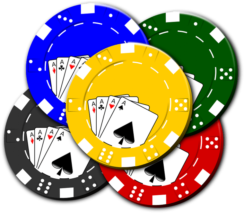 clip art freeuse stock Png free images toppng. Chips clipart poker.