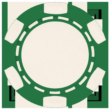 vector freeuse Chips clipart poker.  green stripe gram.