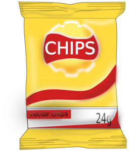 clipart freeuse library Soda clipart chip