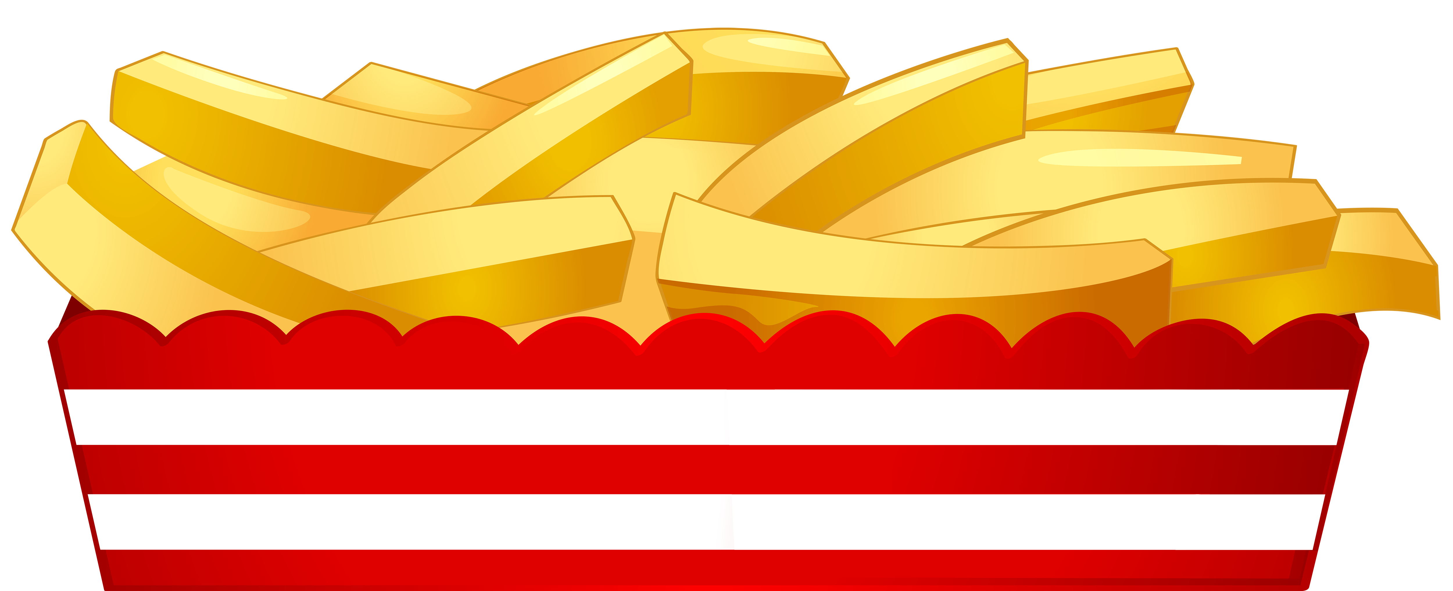 vector library library Food borders clipart. Chips french fry pencil