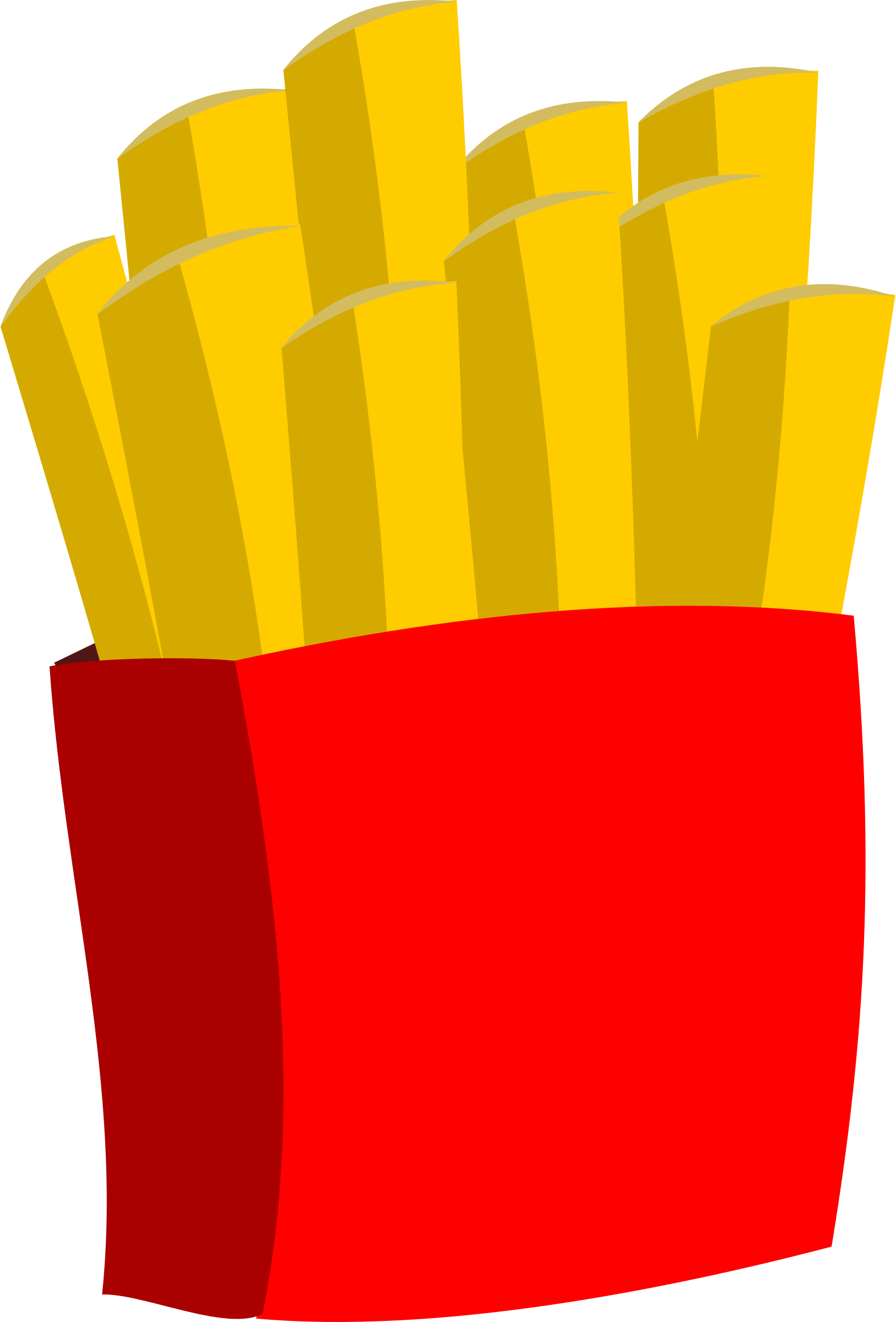 clip art free Chips clipart. Hot big image png