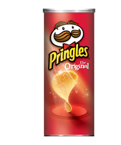 svg transparent download Potato and crisps from. Chips drawing pringle