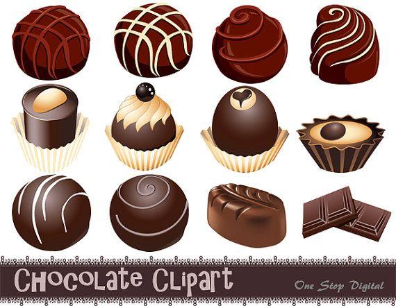 image free Chocolate candy clipart. Preuzmite okolada digitalni karikatura.