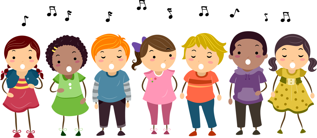 graphic free Choir clip art free. Chorus clipart music program.