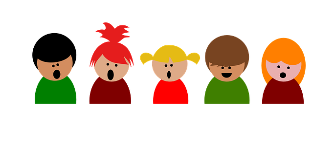 image transparent download Youth clipart speech choir. Free image on pixabay