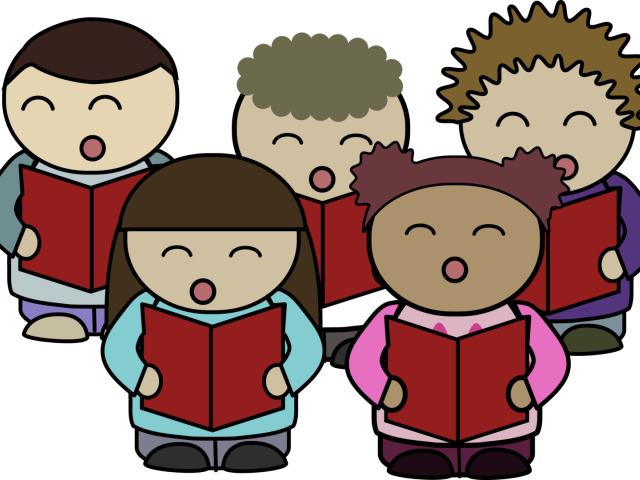 vector royalty free library Free on dumielauxepices net. Choir clipart group song.